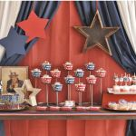 Festive Desserts and Dazzling Food-Sounds Like the 4th of July!