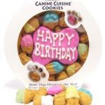 Super Cute Dog Birthday Cookie box