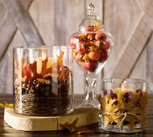 Nuts For This Fall Decor!