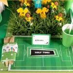 Soccer Ball Centerpieces!