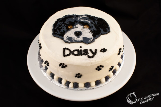 Doggie Birthday Cakes B Lovely Events