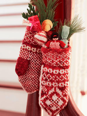 Mitten Christmas Decorations