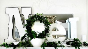 Christmas Countdown Day 2: Christmas Mantels