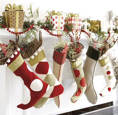 Christmas Countdown Day 3 Christmas Stockings B Lovely