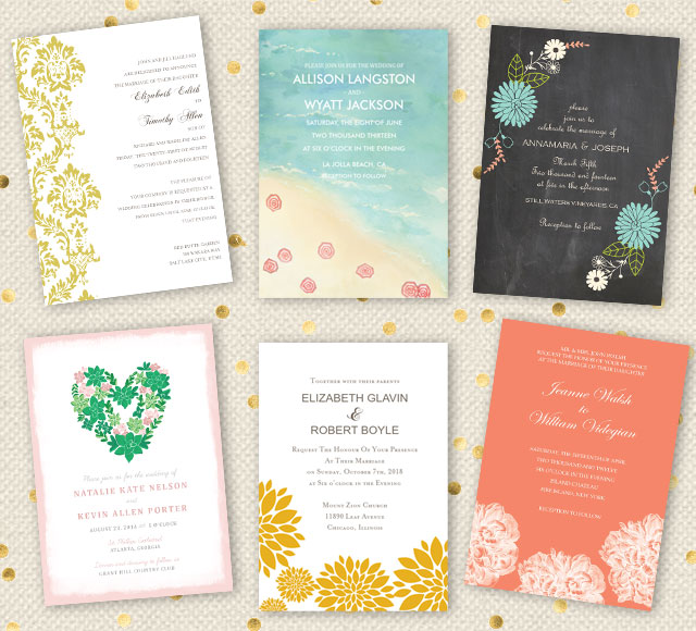 Win an email wedding invitation set free with a giveaway from Greenvelope!