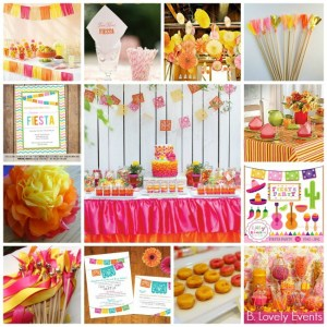 Fiesta Inspiration Board!