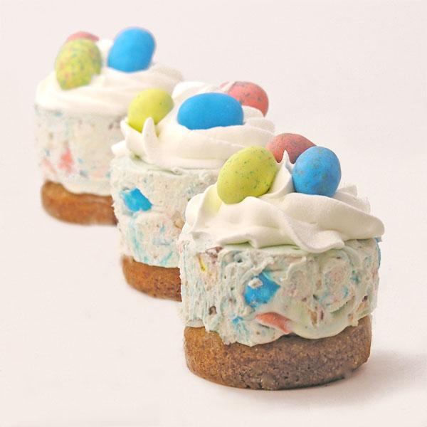 Robins Egg Easter Desserts