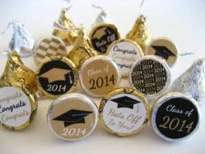 Black And Gold Graduation Party!