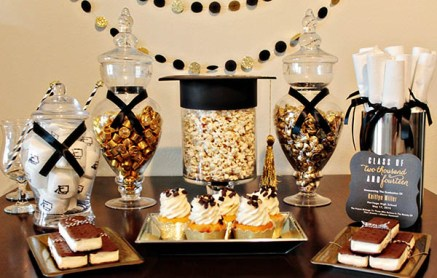 10 Diy Graduation Party Ideas Society19