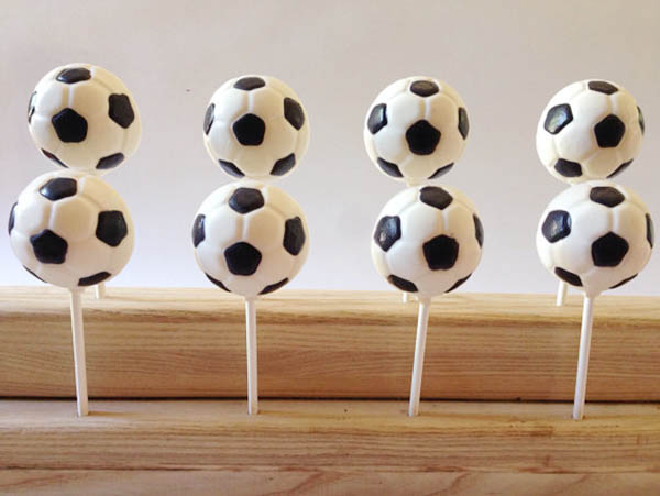 Etsy Find- Soccer Ball Lollipops