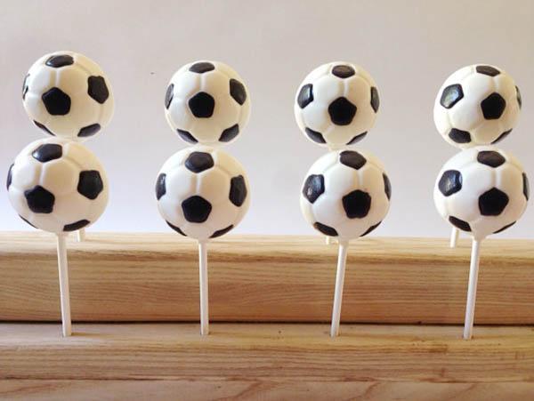 Etsy Find- Soccer Ball Lollipops