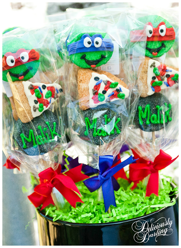 Cowabunga! Teenage Mutant Ninja Turtles Party Ideas! - B. Lovely ...