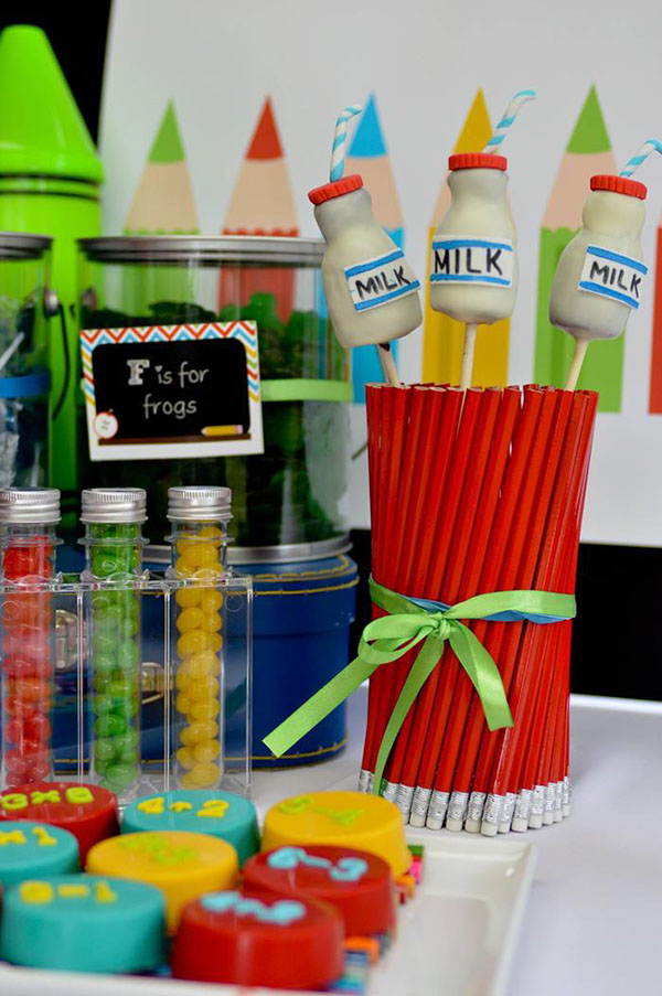 Pencil Decorations For Back To School