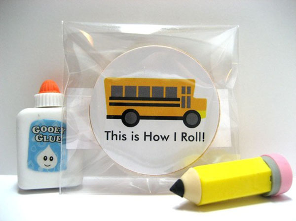 This is how I oll school bus magnet!