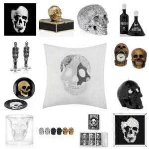 OMG Z Gallerie Skulls!!