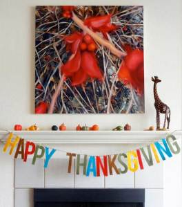 10 DIY & Free Thanksgiving Banners
