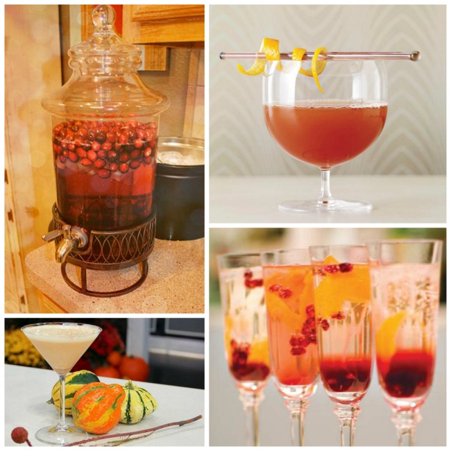 Delicious Thanksgiving Drink Ideas!
