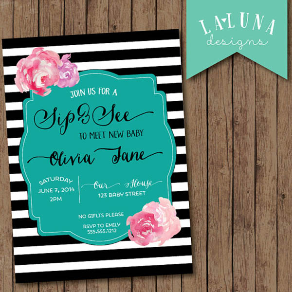Sip And See Online Invitations Southernsoulblog Com