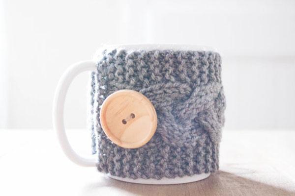 Amazingly cute sweater Mug!