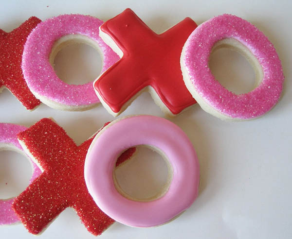 Love these xoxo Cookies!