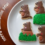 Our Favorite Groundhog Cookies!