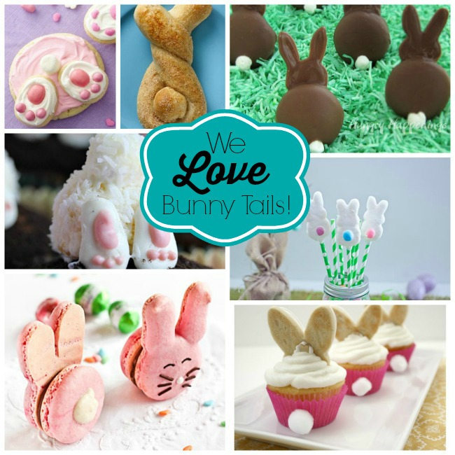 Easter Bunny Tail Ideas!