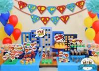 {Fantastic} Superhero Baby Shower Ideas! - B. Lovely Events