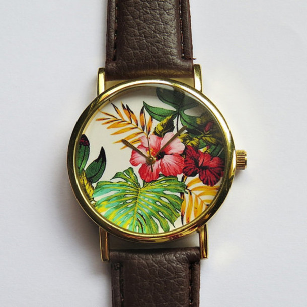 tropical Father's Day Watch Gift!