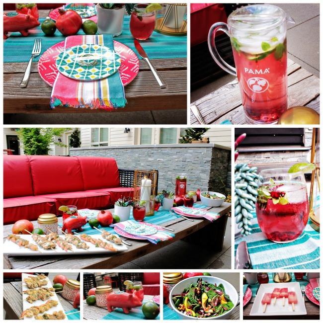 A Perfect Way To Celebrate Summer With PAMA!- B. Lovely Events