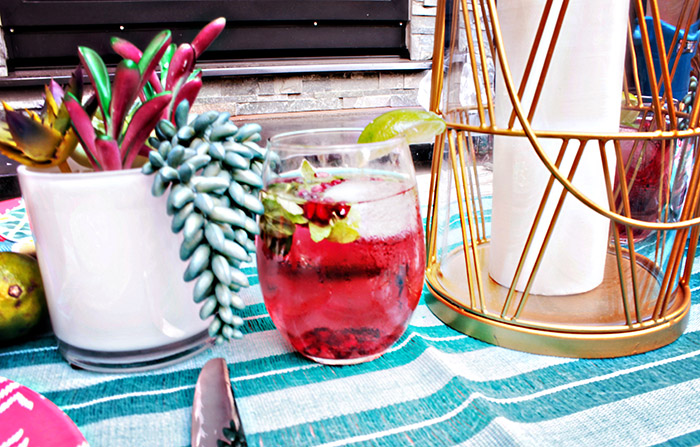 Refreshing PAMAjito With Lime-Perfect For Summer! - B. Lovely Events
