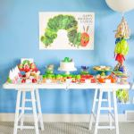 Very Hungry Caterpillar Party! {Ideas}