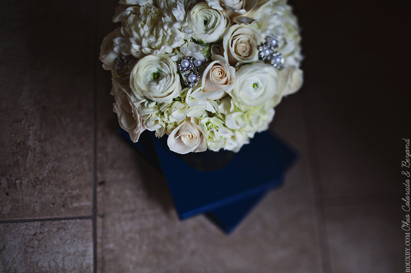 Vintage Inspired Wedding Bouquet