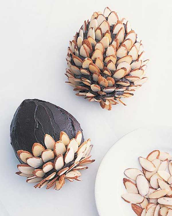 Woodland Party DIY Acorn Treats!