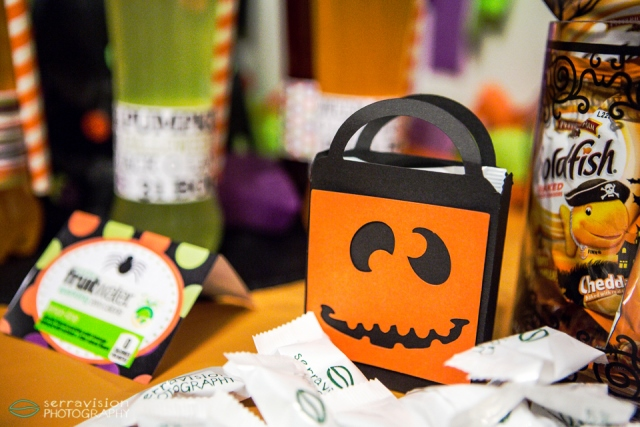 Cute Halloween Trick Or Treat Bag- B. Lovely Events