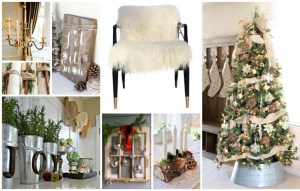Rustic Christmas Inspiration Board!