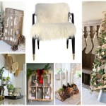 Rustic Christmas Inspiration Board!