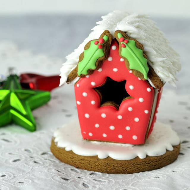 Lovely Little Modern Gingerbread house