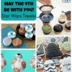 May The 4th Be With You Star Wars Treats