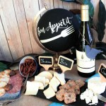 What To Have For A Meat And Cheese Board For WIne And Cheese Night