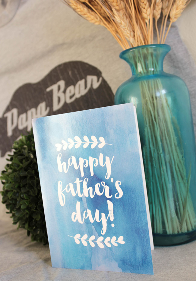 Lovely Father's Day Card