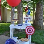4th Of July Dessert BarSee All Of The Lovely Party Details on B. Lovely Events!