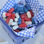4th of July Party Candy See All Of The Lovely Party Details on B. Lovely Events!