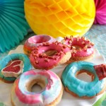 Dog Treat Donuts! Get the recipe and how to on B. Lovely Events