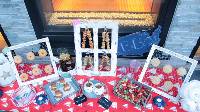 Fun Summer BBQ Décor And Food Ideas!