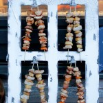 Fun Ways To Display Food At A BBQ - B. Lovely Events