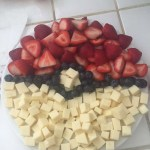 Love this easy Pokemon Party Food Idea! - See more cute Pokemon Party Ideas on B. Lovely Events