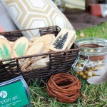 Fun Kids Campout Nature Necklaces- - See More Lovely Kid's Camp Out Ideas on B. Lovely Events