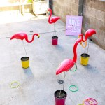 Fun Flamingo Party Game