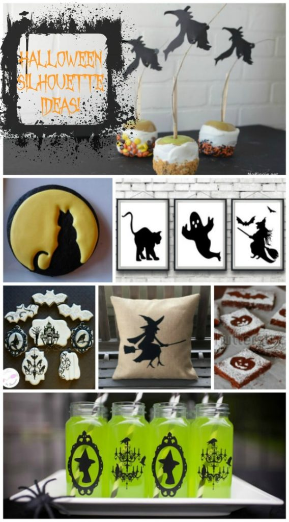 Halloween Silhouette Ideas! -B. Lovely Events
