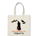 Silhouette Halloween Bags
